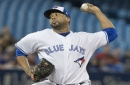 Toronto Blue Jays get shutout pitching from Liriano, trio of relievers in sinking Boston Red Sox 3-0