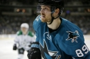 Sharks notes: Boedker hungry to play; Vlasic on McDavid; Faceoff dominance