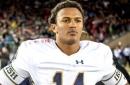 DeShone Kizer says he combines Tom Brady's intelligence and Cam Newton's body