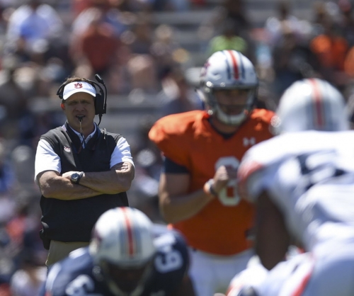 No 'specific date' when Auburn will name starting quarterback for 2017