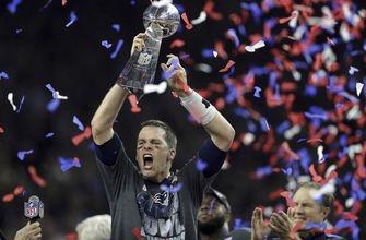 Spoils for a champion: Patriots open season hosting Chiefs