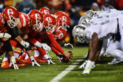 The biggest game on the Chiefs schedule is a short week in Oakland