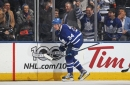 Maple Leafs' Matthews named finalist for Calder Trophy