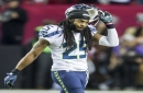 Seahawks GM John Schneider says team still fielding trade offers for Richard Sherman but 'odds are' he remains in Seattle for 2017