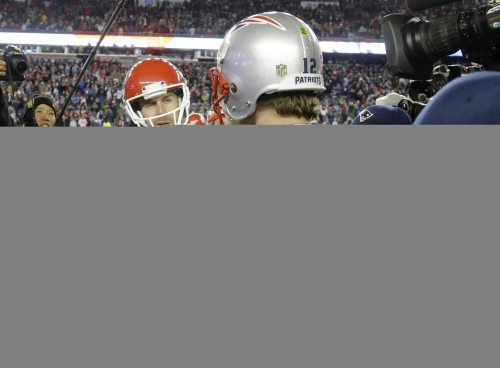 Chiefs to open 2017 season at Patriots