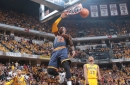 James, Cavs come from 26 down, beat Pacers to take 3-0 lead The Associated Press
