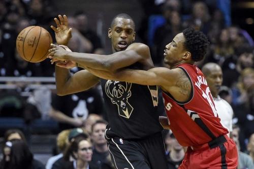 NBA Playoffs Final Score: Bucks Obliterate Toronto in Game 3, 104-77