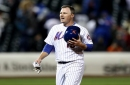 Mets try Jay Bruce at first base and it could've gone better