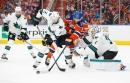 Desharnais' OT goal lifts Oilers past Sharks 4-3