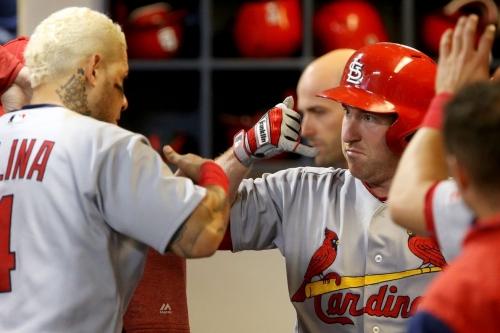 Cardinals news and notes: Marte, Martinez, Brewers