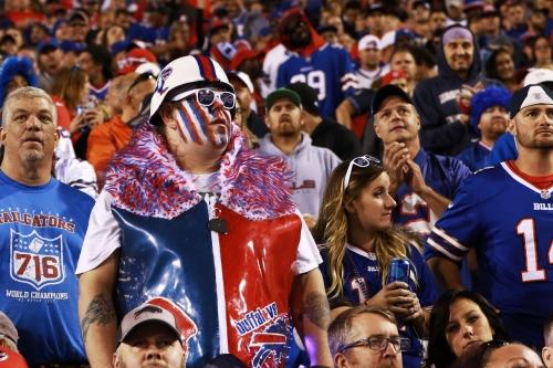 Buffalo Bills schedule 2017: no home primetime game again