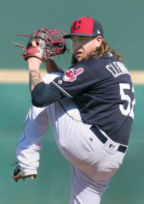 Mike Clevinger, Chris Narveson start hot for Columbus Clippers: Cleveland Indians Minor Leagues