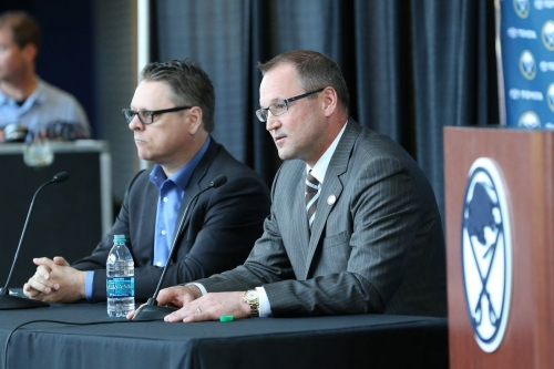 Sabres clean house; who will be new GM and HC?