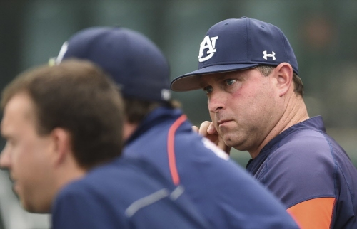 No. 10 Auburn baseball seeking bullpen improvement for pivotal series vs. No. 16 Arkansas