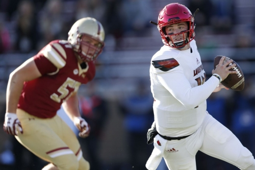 Texas reportedly targeting Louisville graduate transfer QB Kyle Bolin