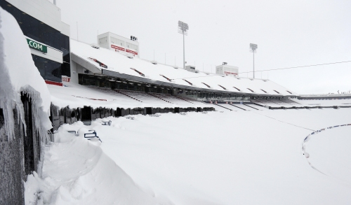 Brandon McManus hopes to avoid snow in Week 3 in Buffalo