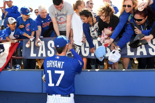 Kris Bryant, 3 Other Cubs In Top 5 Of MLB Jersey Sales