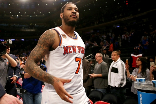 Carmelo Anthony-to-Celtics scenario picking up steam