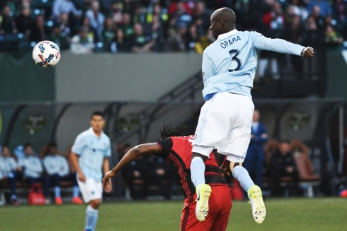 Sporting Kansas City's Talent Pool Expanding