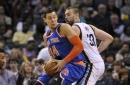 Is Willy Hernangomez already the best GM in the Knicks organization?