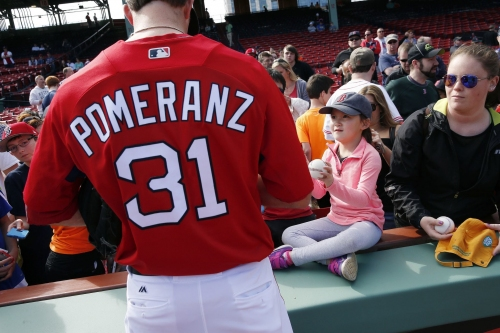Jackie Bradley Jr. returns, Xander Bogaerts out of Red Sox lineup vs. Baltimore Orioles