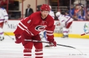 Carolina Hurricanes Sign Klas Dahlbeck to One-Year, One-Way Contract Extension