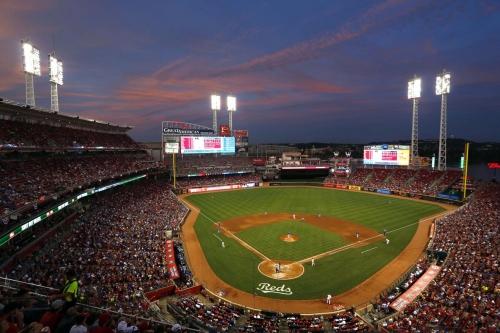 Cubs, Reds Open 3-Game Weekend Series In Cincinnati