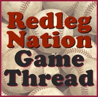 Reds vs Cubs – April 21, 2017
