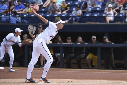 No. 7 Auburn softball vs. South Carolina live updates, analysis