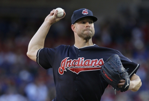 Cleveland Indians, Chicago White Sox starting lineups for Friday night, Game No. 16