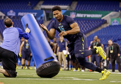 These 2 former top high school recruits may accomplish a rare feat in NFL draft