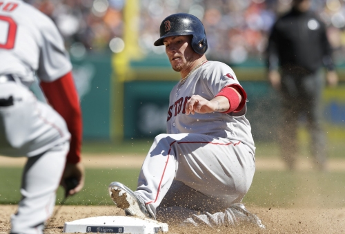 Red Sox injury updates: Brock Holt heads to 10-day disabled list with vertigo; Jackie Bradley Jr. activated