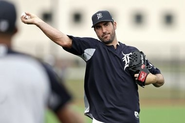 Tigers open series vs. Twins: Live stats, scoring, chat