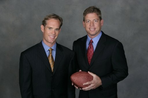Joe Buck on Aikman, Tony Romo news: 'At some point, everybody is going to be working with a former Cowboys QB'