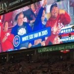 Cincinnati Reds Scoreboard Has Fun With Cubs Fans
