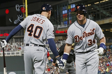 Justin Verlander, Joe Jimenez struggle as Tigers lose 4th in a row