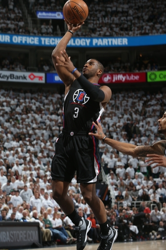 Paul scores 34, Clippers beat Jazz 111-106 to take 2-1 lead The Associated Press