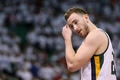Gordon Hayward's career-high 40 points isn't enough to lead Jazz past Clippers