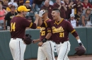 ASU Baseball: Sun Devils beat Cal State Bakersfield, 12-6, behind big night from Aldrete, Canning
