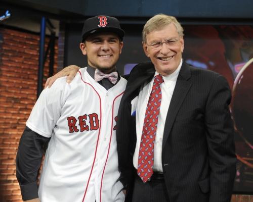 Michael Chavis, Boston Red Sox 2014 1st rounder, hits 5th homer in 4 games; Josh Ockimey hits two homers