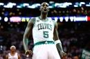 Kevin Garnett delivers inspirational message to Celtics