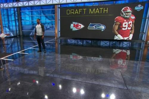 ESPN sends Jonathan Allen to the Chiefs in this TV segment