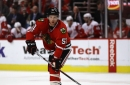 Brian Campbell says he wants to return to Blackhawks if he doesn't retire