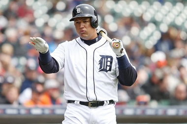 Miguel Cabrera placed on disabled list with strained groin