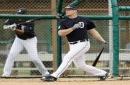 Tigers lineup: John Hicks starting at 1st base