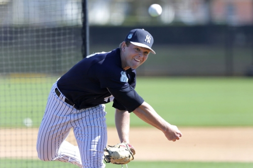 Yankees pitching prospect dominating, but still not pleased