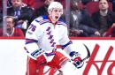 'Wiser than his age': Rave review for young Rangers defenseman