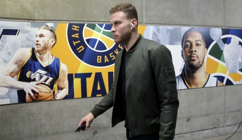 Blake Griffin Out: Los Angeles Clippers Lose Star For Remainder Of Playoffs After Injury Versus The Utah Jazz
