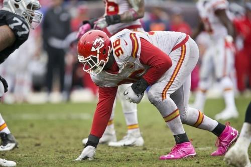 Chiefs cut Jaye Howard, free up cap space