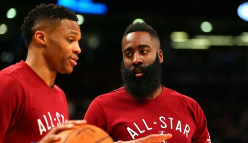NBA MVP 2017 Odds: Russell Westbrook Vs. James Harden, Announcement Date And Time For NBA MVP Award